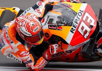 Kualifikasi MotoGP Argentina 2019: Marquez Pole Position, Valentino Rossi Sedang On Fire