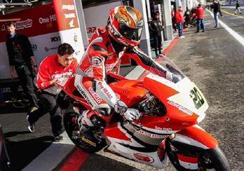 Dimas Ekky Pratama Mengambil Banyak Pelajaran di Moto2 Argentina 2019