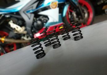 Modal Rp 15 Ribu, Tangan Enggak Pegal Lagi Naik Suzuki GSX 150 Series