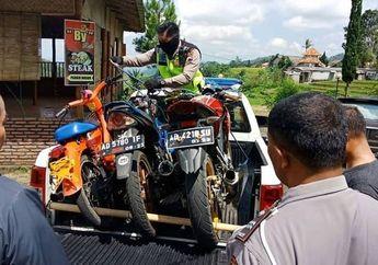Pemakai Knalpot Racing Banyak Ditilang Polisi, Ini Alasan Akrapovic Makin Berani Jualan Knalpot