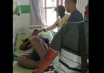 Geng Motor Makin Nekat, Anggota TNI Dihadang dan Dikeroyok di Bogor, Pelipis Kiri Robek