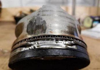 Awas Bro, Sebelum Piston Motor Bolong, Bagian Ini Pecah Karena Gonta-Ganti Bensin