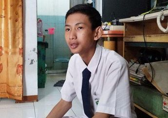 Hebat Nih, Bocah 15 Tahun Sudah Bisa Belikan Orang Tuanya Motor