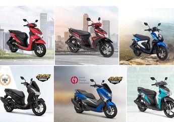 Daftar Harga Lengkap Maxi Yamaha, NMAX, Aerox, TMAX dan Freego April 2019