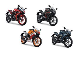 Asyik, Mulai Rp 1 Jutaan Sudah Bisa Bawa Pulang Honda CBR150R, CBR250RR dan CB150R