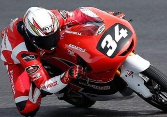 Hasil Kualifikasi CEV Moto3 Aragon, Sembuh Cedera, Mario Suryo Aji Start Barisan 6