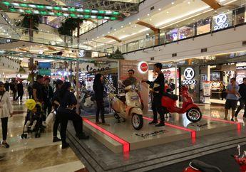 Menggiurkan, PT Piaggio Indonesia Tawarkan Promo Selama Sepekan