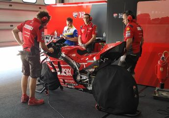 Waduh, Bos Ducati Pusing 7 Keliling Cari Cara Menghentikan Kehebatan Marc Marquez