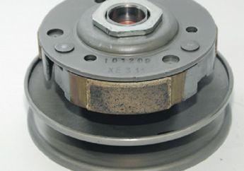 Akibat Nahan Gas di Tanjakan Kampas CVT Motor Matic Habis Sebelah