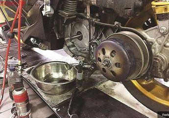 Ramai Kasus Gredek di Motor Matic, Coba Bongkar dan Cek Bagian Ini