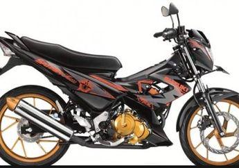 Gak Perlu Bore Up, Performa Suzuki Satria F 150 Melonjak Drastis Sentuh 23,48 Hp, Edan...