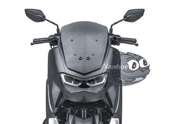 Mirip, Lampu Yamaha NMAX Facelift Asli dengan Foto yang Beredar, Desain Mata Burung Hantu