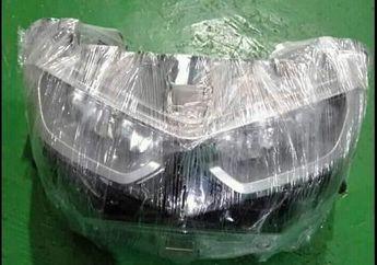 Bocor Bocor Lampu Yamaha NMAX 2019 Facelift Difoto Karyawan Pabrik?