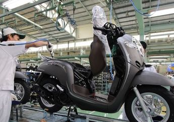 Setelah Libas Jarak 4 Ribu KM, Ini Komponen All New Honda Scoopy yang Harus Diganti