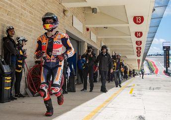 Kasus Rantai Teror Tim Honda, Jorge Lorenzo Disiksa Motornya dan Harus Berlari Menuju Paddock