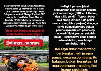 Surabaya Gempar, Tantangan Balap Pemilik Honda CBR250RR Buat Pemilik Moge, Hadiah Menggiurkan