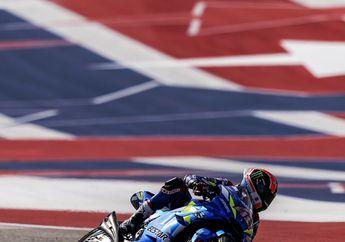 Akhirnya! Supremasi Marquez di MotoGP Amerika Terhenti, Rins Orangnya