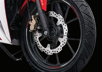 Substitusi Cakram All New Honda CBR 150R ABS, Bisa Pakai Varian Sport Honda Lain