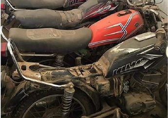 Sayang Banget, Bongkar Gudang 4 Yamaha RX King Rusak Parah, Ongkos Restorasi Pasti Mahal