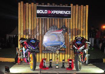Bentrok Dengan CBR Race Day, CBR Club Indonesia (CCI) Region Bekasi Tetap Gaspol Rayakan Anniversary Ke-5
