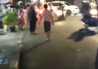 Matraman Mencekam, Video Warga Lagi-lagi Bentrok dengan Geng Motor, Polisi Sampai Kewalahan