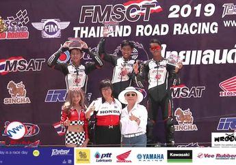 Hebat! Indonesia Raya Berkumandang Di Thailand Talent Cup (TTC) 2019