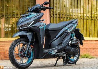Sekilas Sih Biasa Aja, Modifikasi Honda Vario 150 Ini Telan Biaya Jutaan Rupiah