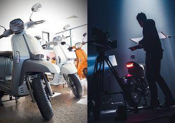 Gak Heran, Wujud Lambretta Keren, Desainernya Juga Garap Motor Ini