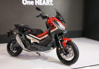 Honda X-ADV Resmi Dijual di Indonesia, Mesinnya Canggih Harga Bikin Melongo