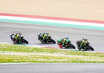 Kilas Balik, Valentino Rossi Beberkan Alasan Berdirinya VR46 Riders Academy