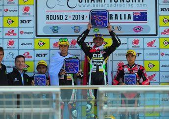 A.M Fadly Juara 1, Indonesia Raya Berkumandang Di Australia