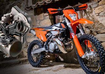 KTM Lestarikan Motor 2 Tak, Lebih Irit Berkat Teknologi Bernama TPI