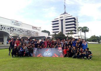 Memilih Presiden Asosiasi Honda Sonic 150R Independent Indonesia Di Munas Ke-2 Gresik