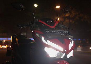 Mitos atau Fakta, Motor Pakai Lampu AHO Bikin Umur Aki Lebih Awet?