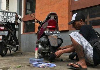 Wow, di Bali Ada Pria Panggilan Yang Siap Layani 24 Jam Saat Ban Bocor