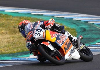 Red Bull Rookies Cup Italia, Pembalap Indonesia Start Di Baris Kelima