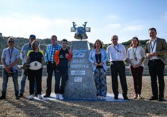 Sah, Tikungan 6 Sirkuit Jerez Ganti Nama Tikungan Dani Pedrosa