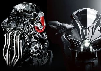Syarat Kawasaki Ninja H2 Pakai Premium Gampang Sekali Ternyata