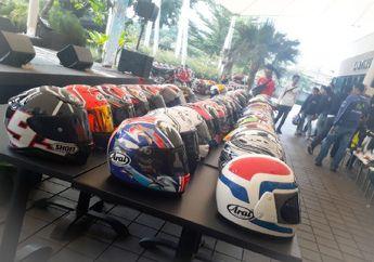 Arai Shoei Lovers Indonesia Rayakan Ulang Tahun Ke-6, Bagikan Informasi Soal Helm
