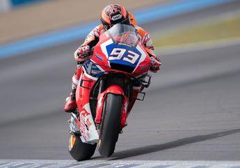 Begini Komentar Marc Marquez Setelah Jajal Motor Pembalap Lain
