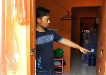 Bekasi Geger, Pintu Rumah Kontrakan Driver Ojol Dijebol Densus 88, Korban Ketakutan