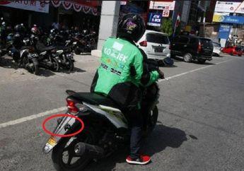 Street Manners: Ancaman Penjara atau Denda Untuk Motor Tanpa Pelat Nomor