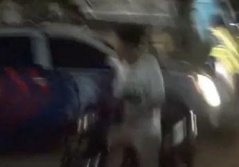 Video Aksi Polisi Geruduk Tangkap Puluhan Pelaku Balap Liar