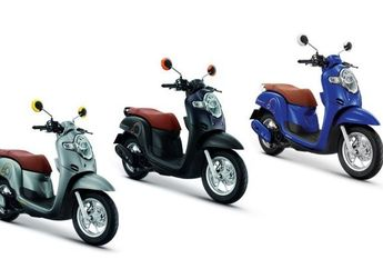 Honda Scoopy Thailand Lebih Keren Mana Dibanding Versi Indonesia