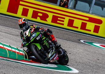 Hasil Lomba WSBK Italia Race 1, Jonathan Rea Permalukan Super Bau di Kandang Ducati