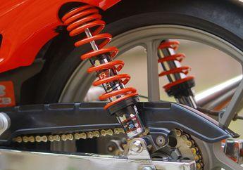 Ini Efeknya Kalau Membiarkan Sokbreker Belakang Motor Rusak, Bisa Merembet ke Komponen Lain!
