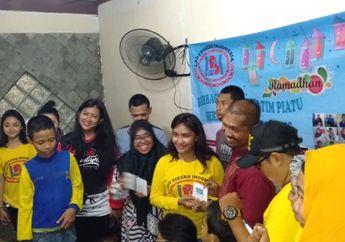 Isi Ramadhan, Lady Bikers Indonesia Berbagi dan Tebar Kasih di Panti Asuhan
