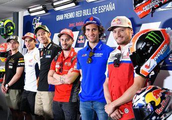 Pengin Tanya Langsung Ke Pembalap MotoGP? Bisa Kok, Ikutan MotoGPFanQ, Yang Kepilih Dibacakan Langsung