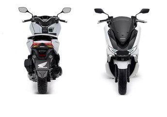 Honda New PCX Menggunakan Mesin Berteknologi Baru Saingi Teknologi NMX