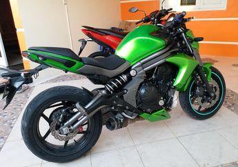 Dicari Yamaha XMAX Yang Mau Dibarter Kawasaki er-6n Modif, Pilih Mana Ya?
